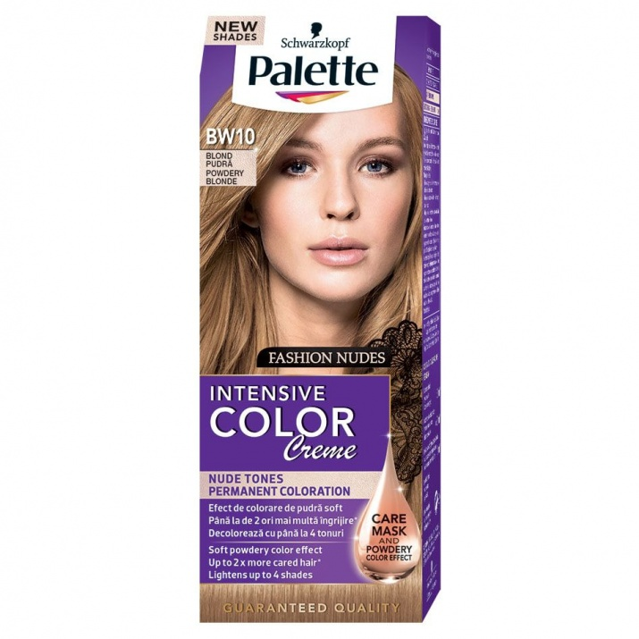 PALETTE БОЯ ЗА КОСА INTENSIVE COLOR CREAM 100МЛ PALETTE БОЯ ЗА КОСА INTENSIVE COLOR CREAM 100МЛ BW10 ПУДРЕНО РУС