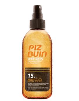 Piz Buin Wet Skin слънцезащитен спрей