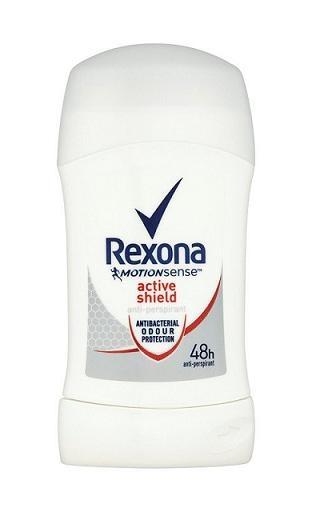 REXONA ДЕО СТИК ЗА ЖЕНИ 40МЛ REXONA ДЕО СТИК ACTIVE SHIELD/ACTIVE PROTECTION ЗА ЖЕНИ 40МЛ