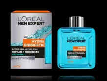 L`ORéAL Men Expert Hydra Energetic Ice Impac афтършейв лосион за мъже
