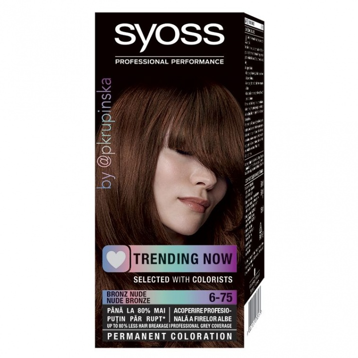 Syoss Professional Performance боя за коса SYOSS БОЯ ЗА КОСА 6-75