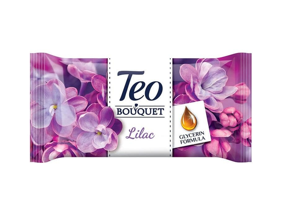 TEO САПУН BOUQUET 70ГР TEO САПУН BOUQUET LILAC/MYSTIC 70ГР