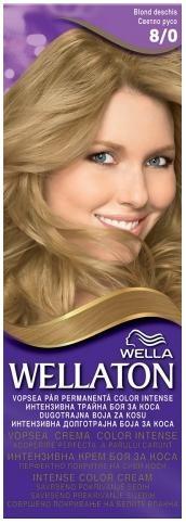 Wella Wellaton боя за коса WELLA WELLATON БОЯ ЗА КОСА 8/0 100МЛ