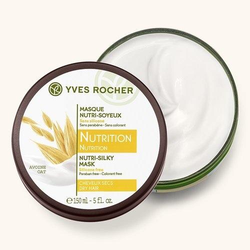 YVES ROCHER МАСКА ЗА КОСА BOTANICAL HAIR CARE NUTRITION 150МЛ