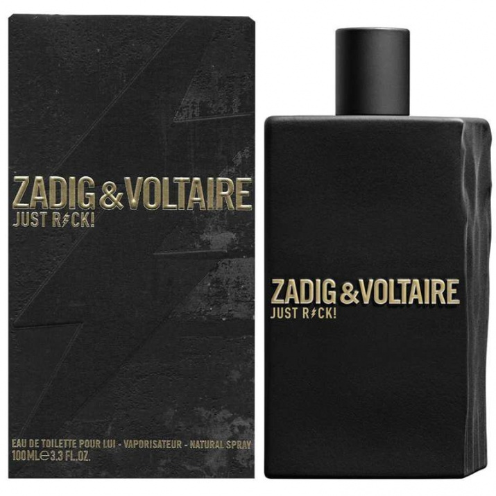ZADIG & VOLTAIRE JUST ROCK ТОАЛЕТНА ВОДА ЗА МЪЖЕ 100МЛ