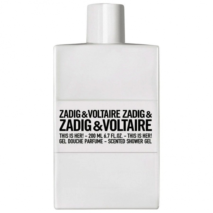 ZADIG & VOLTAIRE THIS IS HER ДУШ ГЕЛ ЗА ЖЕНИ 200МЛ