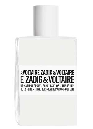 ZADIG & VOLTAIRE THIS IS HER ПАРФЮМНА ВОДА БЕЗ ОПАКОВКА ЗА ЖЕНИ ZADIG & VOLTAIRE THIS IS HER ПАРФЮМНА ВОДА БЕЗ ОПАКОВКА ЗА ЖЕНИ 100МЛ